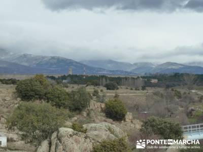 Puentes del Río Manzanares;alpinismo;treking;rutas y excursiones